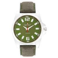 Laurels Gatsby 2 Analog Green Dial Mens Watch - Lo-Gt-204