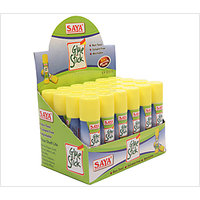 Saya Glue Stick SY-GS08 Set Of 24 Pcs In One Box