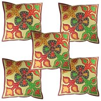Cushion Cover Pillow Cover ( Set Of 5 Piece ) - 4775654