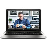 HP Core i3 5th Gen - (4 GB/1 TB HDD/DOS) W6T33PA 15-ay019TU Notebook  (15.6 inch, Turbo SIlver, 2.19 kg)