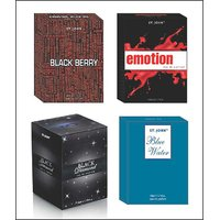 VIJOHN EMOTIONS  & BLUE WATER  & BLACK BERRY & BLACK DIAMOND