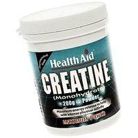 HealthAid Creatine (Monohydrate) - 200gram Powder