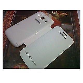 Flip Cover Case For Samsung Galaxy STAR Advance G350E - White