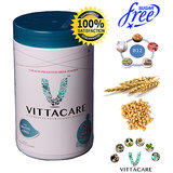 Vittacare Nutrition Protein Powder (B12, BIOTIN, DHA and 26+ Protein) + Free ( Just1Click Software + WebPromotion Software )
