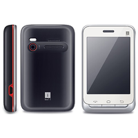 I Ball Aura 2b Touch Screen Dual Sim Mobile(with 1 Year Warranty)