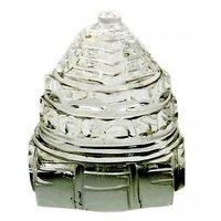 Fully Energized Pure Himalayan Crystal Sri Meru Chakra Yantra