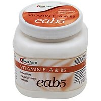 Bio Care Face & Body Cream Vitamins E, A & B5 500 Ml
