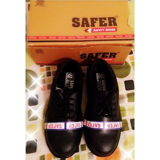 Safety Shoe (Safer) available at ShopClues for Rs.749