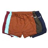 Kids Boys  Plain Underwear Pack of 5