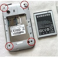 Replacement Mobile Phone Battery For Samsung Galaxy Y S5360