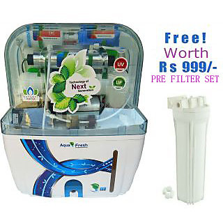 Aqua Fresh Swift 15 Ltr UV Water Purifier with Free Prefilter