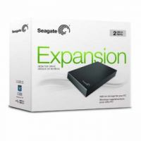 "Seagate 2TB Seagate Expansion 3.5"" External Hard Disk"