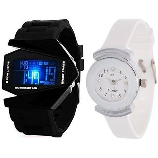 Designer Analog And Digital Watch For Mens And Womens