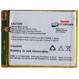 Micromax Canvas Turbo A250 Li Ion Polymer Internal Replacement Battery