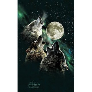 ZAGGskin Three Wolf Moon Apple iPod 2nd  3rd Gen