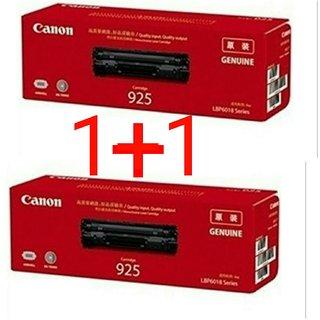 Canon 925 Black Dual Pack Toner Cartridge