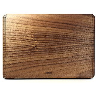 TOAST Real Wood Walnut Cover for MacBook Pro 13-Inch Retina (MBPR-13R-PLA-01-COM)