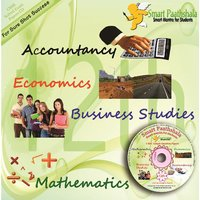 CBSE Sample Question Paper  CD For Class 12th (Math,Business Studies, Economics)