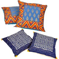 Buy Cushion Cover Set N Get Cushion Cover Set Free Design 22 COMB260