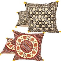 Buy Cushion Cover Set N Get Cushion Cover Set Free Design 25 COMB263