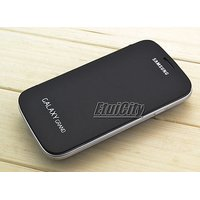 New Samsung Galaxy Grand Duos I9082 Flip Cover Case Pouch - Black