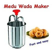Medu Vada Maker For A Perfect Sambar Wada