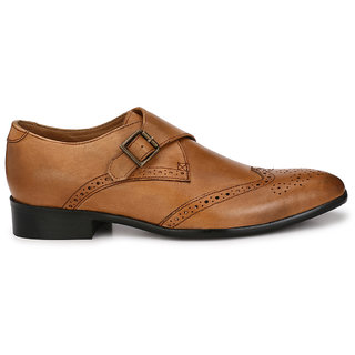 Afrojack MenS 100 % Genuine Leather Handmade Shoes