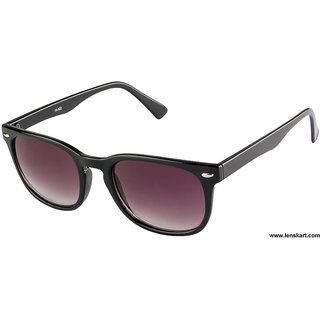Farenheit鑱絊uperb Fa932 Black Grey Gradient Wayfarer Sunglasses - 4835778