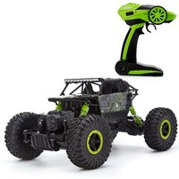 HB Mousepotato Rock Crawler Off Road Race Monster Truck, Multi Color