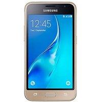 Samsung Galaxy J1 4G (1GB,8GB,Gold)