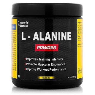 Healthvit Fitness L-Alanine Powder 100GMS