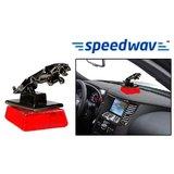 Speedwav Classy Jaguar Refillable Car Perfume - Cool Red