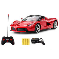 Remote Control Racing Car With Opening Door Function