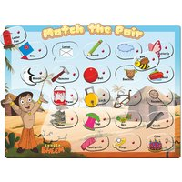 Chhota Bheem Match The Pair Puzzle