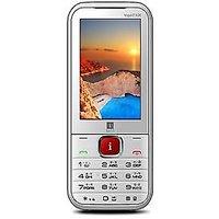 IBall Posh Vogue 2.8 D6 Dual SIM Mobile Phone - White