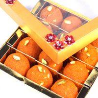 Ghasitarams Sugarfree Motichoor Ladoo Box 250 Gms