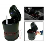 Designer Cigarette Ashtray With Led Lights For Car / Home / Office