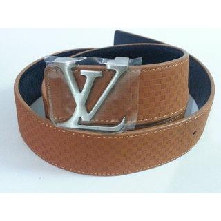 Louis Vuitton Belt Latest Men Free Gift