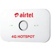 Airtel 4G-Lte Wifi Data Card (White)