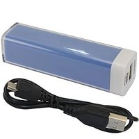 Callmate 2200 MAh Power Bank -  Blue