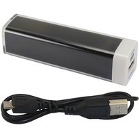 Callmate 2200 MAh Power Bank - Black