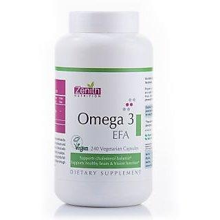 Zenith Nutrition -3 EFA - 240 Capsules