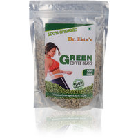 Organic Green Coffee Beans, 500 g