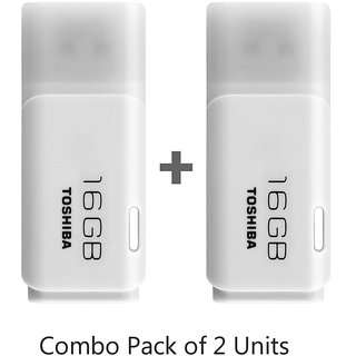 Toshiba 16GB Pen Drive(Pack of 2)