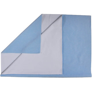 QUICK DRYING SHEET / MAT - FEEL DRY XTRA LARGE - BLUE