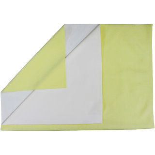 QUICK DRYING SHEET / MAT - FEEL DRY XTRA LARGE - YELLOW