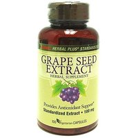 GNC Grape Seed Extract 100mg 100 Caps