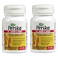 Nature's Way Perika (St. John's Wort), 60 Tablets (Pack Of 2)