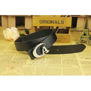 The Stylish Black CA Belt At Lowest Price In India