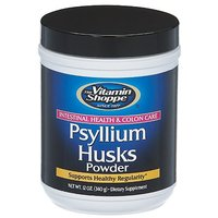 The Vitamin Shoppe - Psyllium Husks Powder, 12 Oz Powder